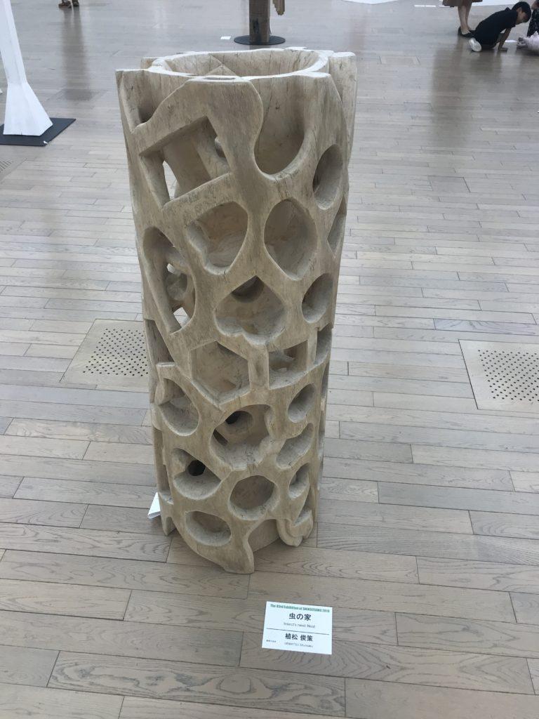 彫刻作品01