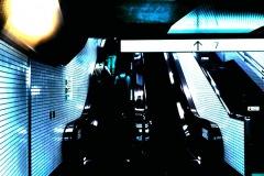 Subway Jingumae Station premises Shibuya
